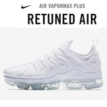 【NIKE】メンズ AIR VAPORMAX PLUS WHITE