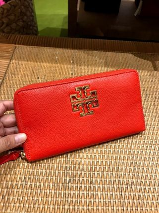 Tory Burch 長財布 新作 TORY BURCH★BRITTEN ZIP CONTINENTAL 長財布 39059(9)