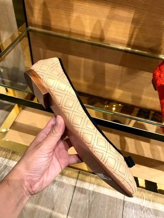 Tory Burch フラットシューズ SALE TORY BURCH★MARION QUILTED BALLET FLAT(3)