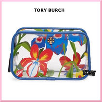 Tory Burch★FLORAL COSMETIC CASE★送料込