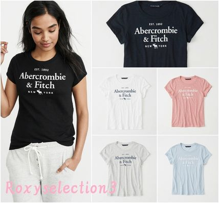 Abercrombie & Fitch Tシャツ・カットソー 【Abercrombie&Fitch】LOGO TEE☆ロゴTシャツ☆アバクロ