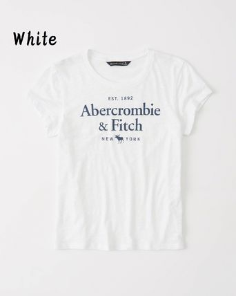 Abercrombie & Fitch Tシャツ・カットソー 【Abercrombie&Fitch】LOGO TEE☆ロゴTシャツ☆アバクロ(2)