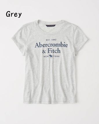 Abercrombie & Fitch Tシャツ・カットソー 【Abercrombie&Fitch】LOGO TEE☆ロゴTシャツ☆アバクロ(5)