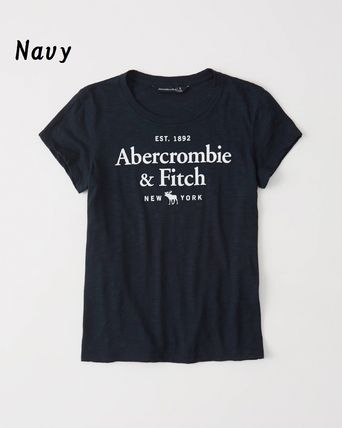 Abercrombie & Fitch Tシャツ・カットソー 【Abercrombie&Fitch】LOGO TEE☆ロゴTシャツ☆アバクロ(6)