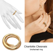 Charlotte Chesnais◆Unchained リング gold◆関税送料込