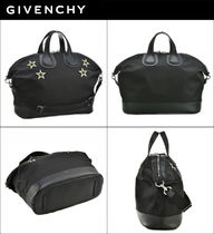 2018年春夏新作  GIVENCHY NIGHTINGALE  2WAYバッグ  BLACK