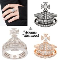 ◆VivienneWestwood◆キラキラオーブ♪Sterling Silver Orb Ring