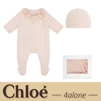 18SS☆Chloe☆BABY☆ロンパース&ハット☆ギフトセット☆