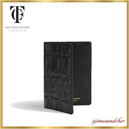 【国内発送】THE CASE FACTORY/PASSPORT COVER【関税送料込】