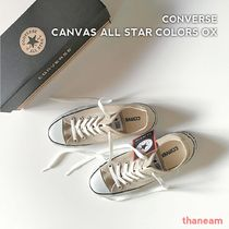 ★CONVERSE★CANVAS ALL STAR COLORS OX オールスター ベージュ