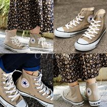 限定★CHUCK TAYLOR/CANVAS ALL STAR COLORS HI/オールスターHI
