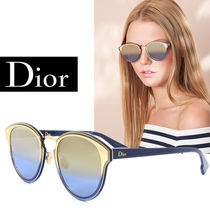 送料関税込★DIOR NIGHTFALL 0LKS X5 Blue Gold ディオール