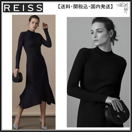 【海外限定】REISS ワンピース☆AMANDA TURTLENECK KNITTED DRES