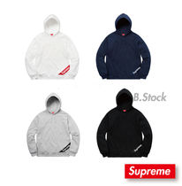 [18 S/S] 国内発送 Supreme  Corner Label Hooded Sweatshirt