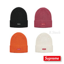[送料込み] 18S/S 国内発送  Supreme Overdyed Ribbed Beanie