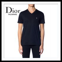 ★DIOR HOMME 《 WHITE BEE EMBROIDERED T-SHIRT 》送料込★