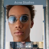 【18SS NEW】 Acne Studios_men/Winston vintage silver/ blue