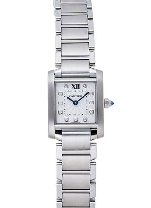 competitive price 6cdc0 b9528 Cartier(カルティエ) タンクフランセーズSM Ladies WE110006