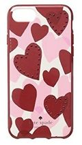 Jeweled Heart Phone Case for iPhone 7/iPhone 8