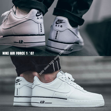 NIKE★AIR FORCE 1 '07★星柄★25~30cm★3色