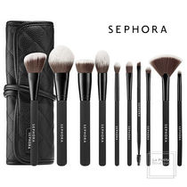 【SEPHORA】本格メイク〇ブラシ10本セット〇Ready To Roll