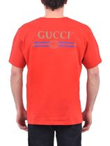 GUCCI T-shirt Red