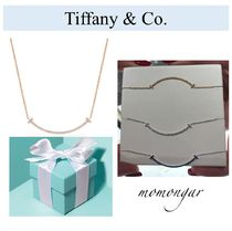 [Tiffany & Co.] TiffanyT SmilePendant☆ダイヤモンド☆18kGold