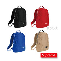 [18 S/S] 国内発送 Supreme Backpack