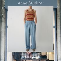 【18SS NEW】 Acne Studios_men/Glose fluid cornflower blue/
