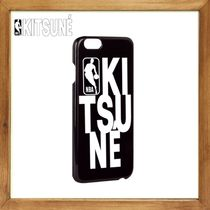★★ MAISON KITSUN ×NBA《 iPhone8 Case 》送料込み★★