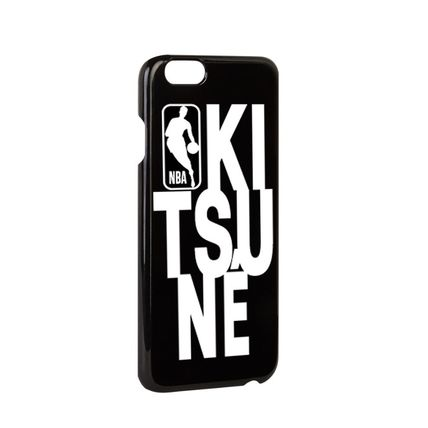MAISON KITSUNE iPhone・スマホケース ★★ MAISON KITSUN ×NBA《 iPhone8 Case 》送料込み★★(2)