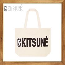★★ MAISON KITSUN ×NBA《 TOTE BAG 》送料込み★★