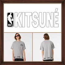 ★★ MAISON KITSUN ×NBA《 LAKERS T-SHIRT 》送料込★★