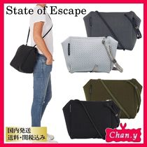 State of Escape(ステイトオブエスケープ) ショルダーバッグ 送料・関税込み☆State of Escape FREESTYLE CROSSBODY 4色展開