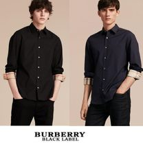 送料関税込価格!★Burberry ★Shirt Stretch Cotton Poplin