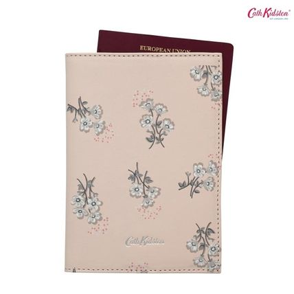 Cath Kidston パスポートケース・ウォレット Cath Kidston★ パスポートホルダー SMALL BUTTERCUP BUNCH PINK