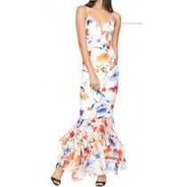 NEW!【Milly】Milan Floral Gown 送関込