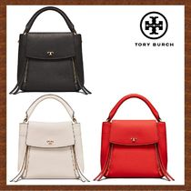 セール★Tory Burch★3色 HALF-MOON CROSS-BODY