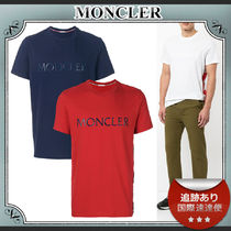 18SS/送料込≪Moncler≫ ロゴ&コミックプリント Tシャツ