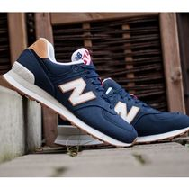 【New Balance】ML574YLC★YACHT LIFE ネイビー