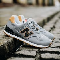 【New Balance】ML574YLD★YACHT LIFE グレー