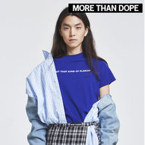more than dope(モアザンドープ) Tシャツ・カットソー ★morethandope★Tシャツ★正規品/韓国直送料込★韓国人気