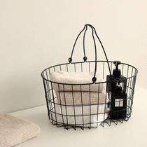 【Dailylike】 Oval basket