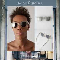 【18SS NEW】 Acne Studios_men/Frame metal transparent /