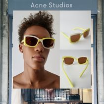 【18SS NEW】 Acne Studios_men/Anitha acidgreen ivory/brown/