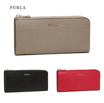 国内在庫即納FURLA BABYLON XL ZIP AROUND L BAB PS13長財布
