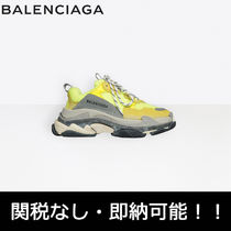 即納国内発送 BALENCIAGA Women's Triple S Sneakers 激レア