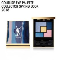 YSL☆COUTURE EYE PALETTE COLLECTOR SPRING LOOK 2018