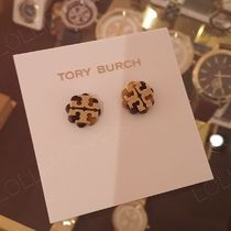 2018SS♪ Tory Burch ★ LOGO FLOWER STUD EARRING:ピアス