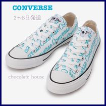 【CONVERSE】コンバース ALL STAR  LETTERING OX レタリング